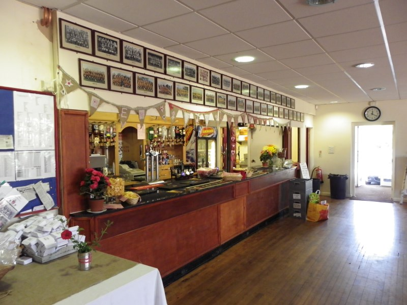 Rugby Club Function Room